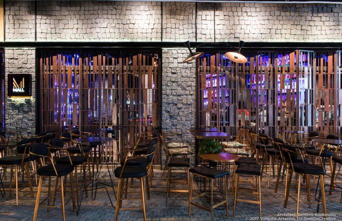 MALL coffe-bar house